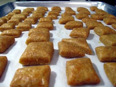 cheddar crackers