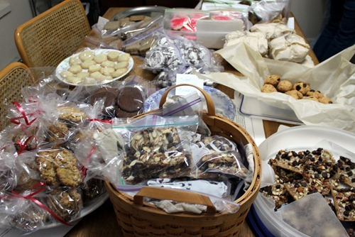 cookie swap table