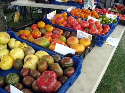 fresh produce can make flexitarianism easier