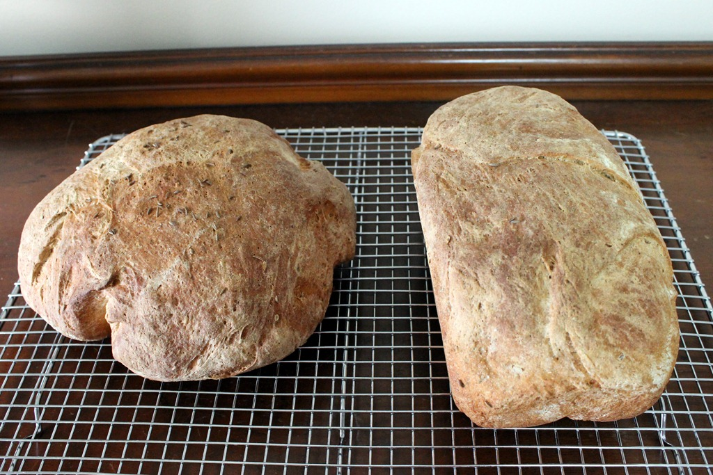 Rye Bread Baking | Relishments