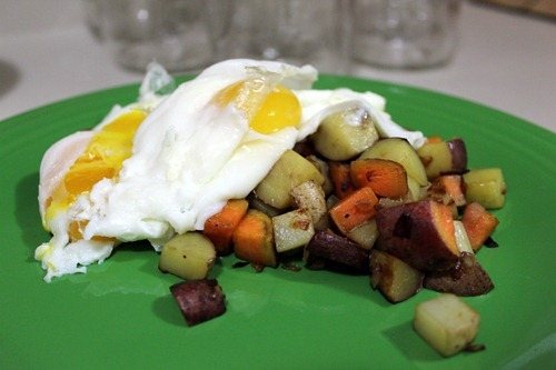 Simple Potato Hash