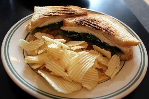 barista sandwich
