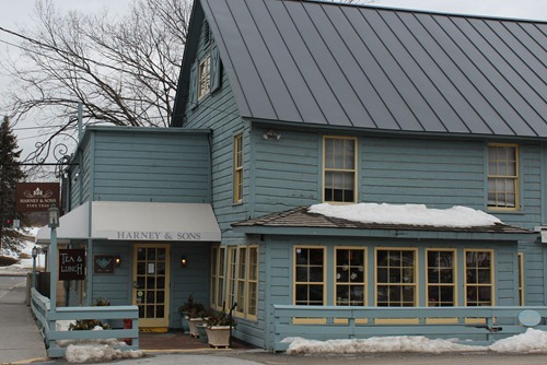 harney and sons store