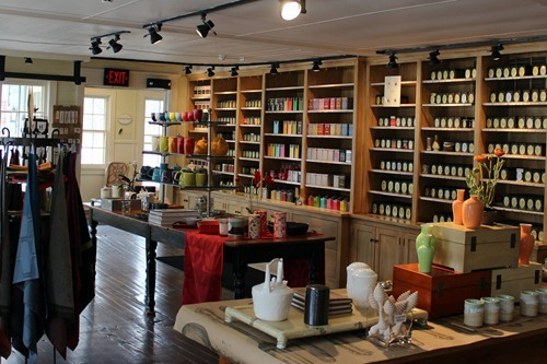 harney tea store