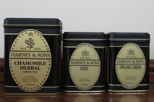 harney tins