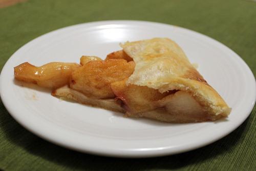 galette slice