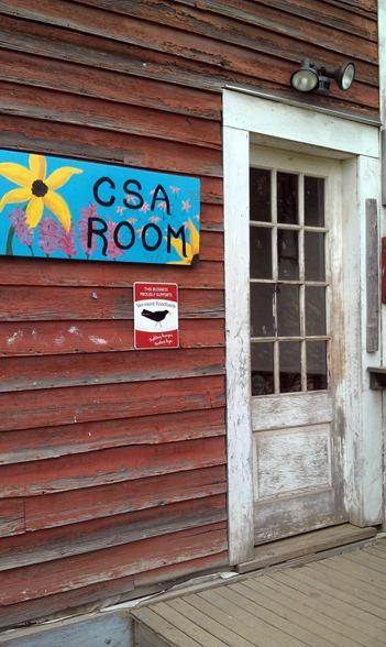 CSA room