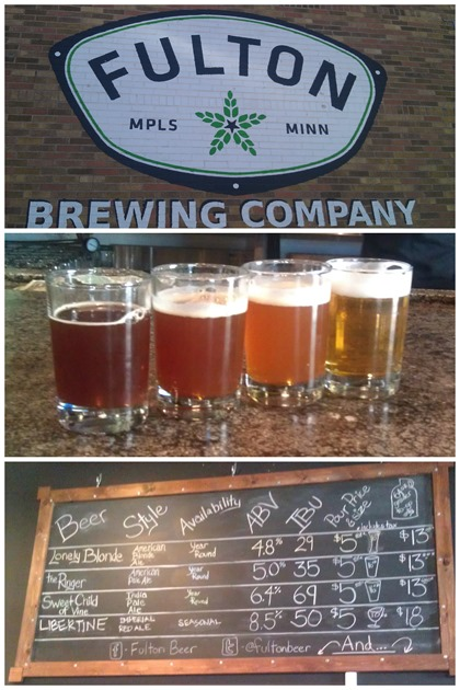 Fulton Brewery Collage