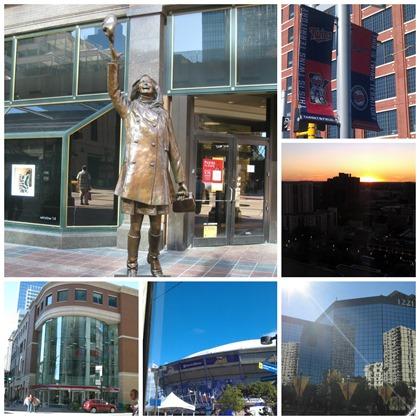 Minneapolis sights collage