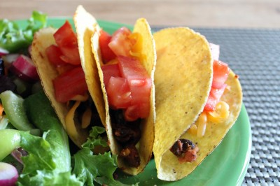 A 30 Minute(ish) Weeknight Dinner for National Taco Day