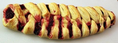 baked danish