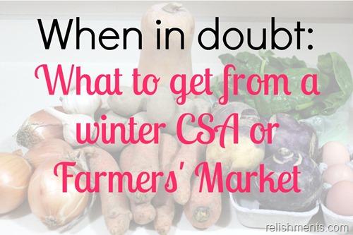 winter CSA title