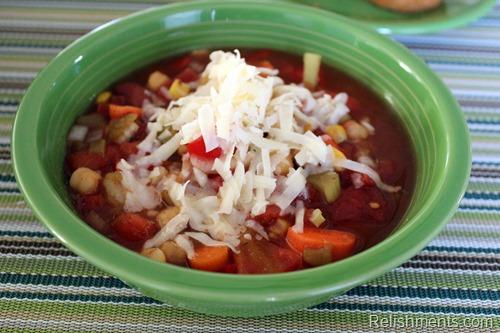 vegetarian chili 2