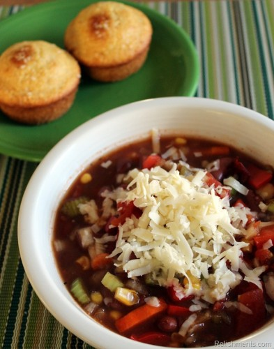 """""""Who Needs Meat"""" Slow Cooker Chili, Revisited"""