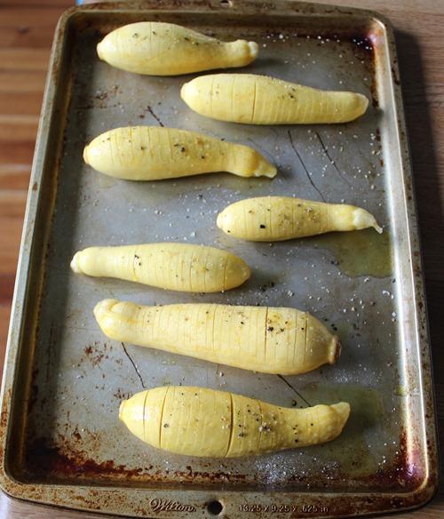 Whole Roasted Squash Recipe |Relishments.com