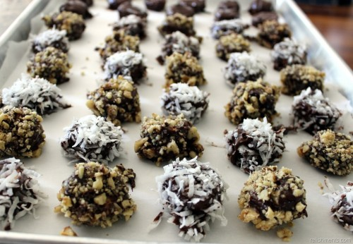 Chocolate Covered Banana Bites (Recommended Recipe)