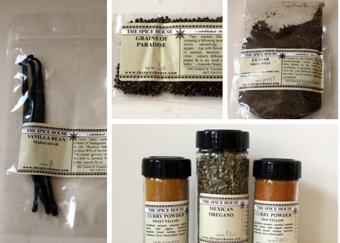 spice house order