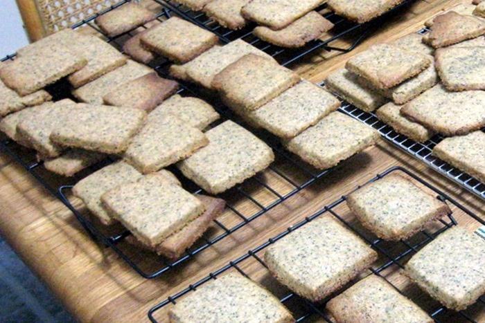 earl grey shortbread cookies 2