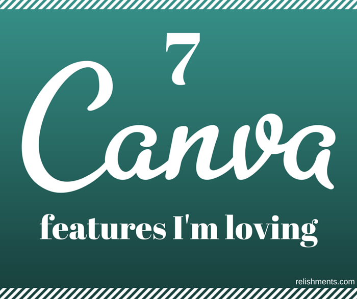 7 things I'm loving about