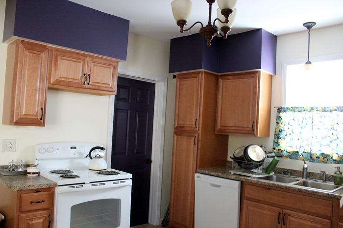 kitchen paint job 2