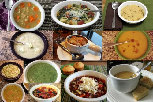 Highlights: Vegetarian/Vegan Soups for the Worst Winter