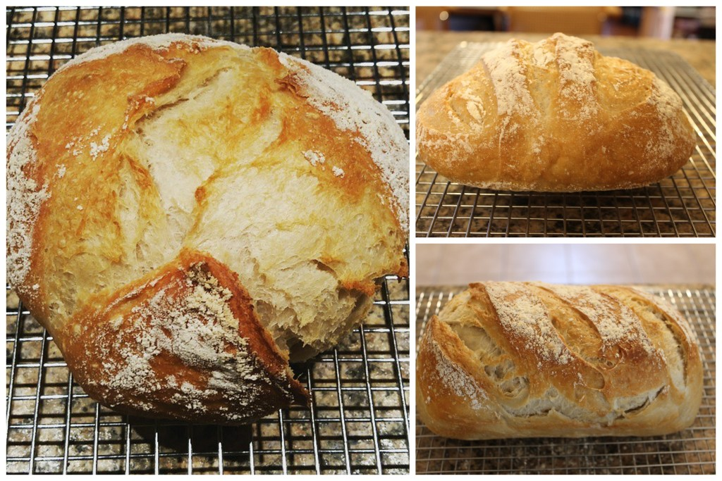 loaves from Artisan Bread in 5 Minutes a Day