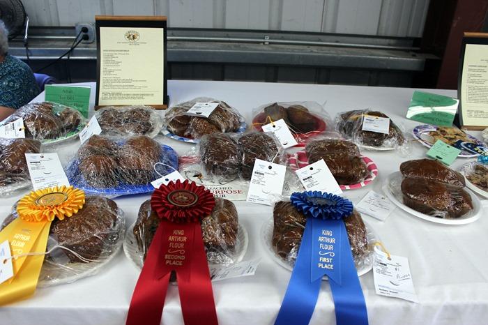 King Arthur Flour baking contest entries