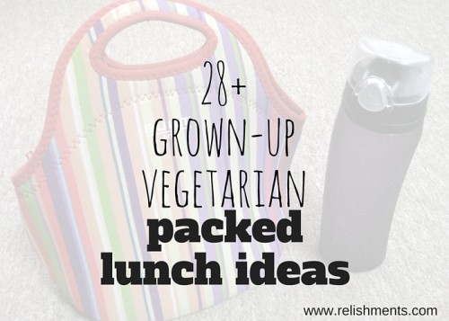 My Back to School Lunch Brainstorm–Links to 28+ Recipes