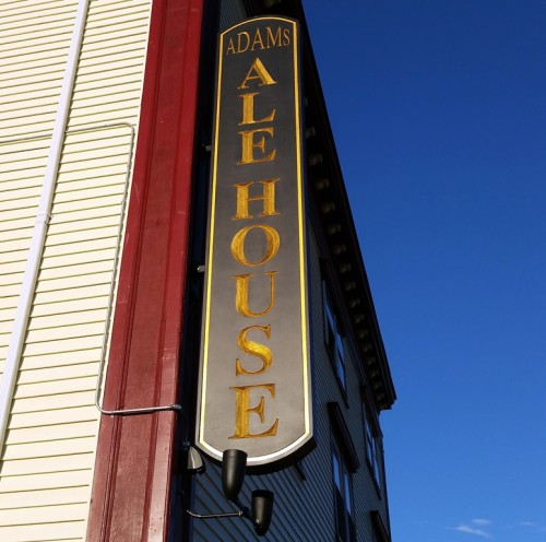 Revisiting the Adams Ale House