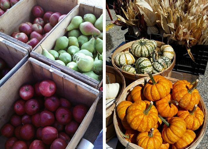farmers market produce september 2015
