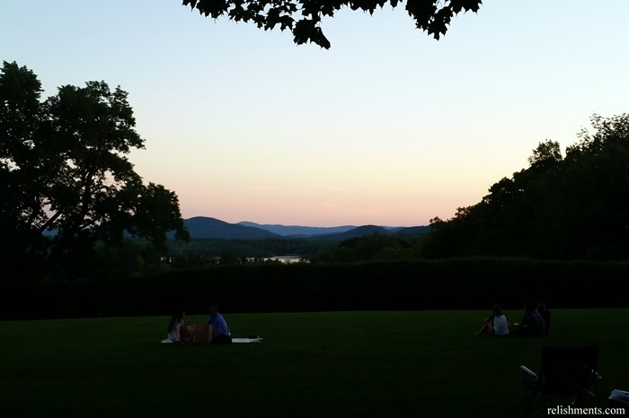 tanglewood view August 2015