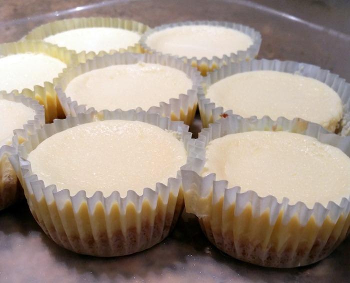 key lime mini pies