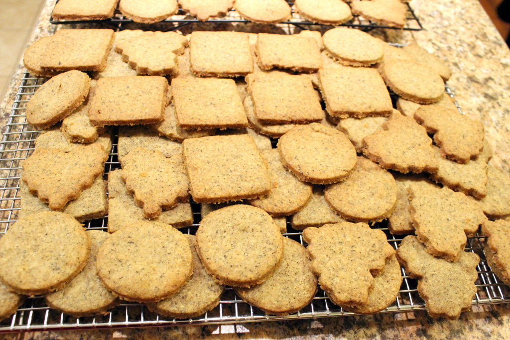 batch of cookies