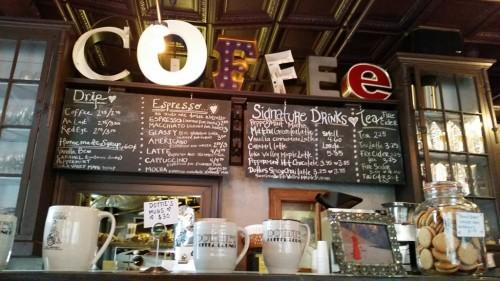 Breakfast at Dottie's Coffee Lounge in Pittsfield