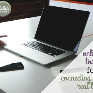 5 Online Tools for Connecting in Real Life