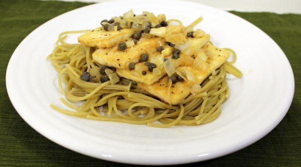 Tofu Picatta