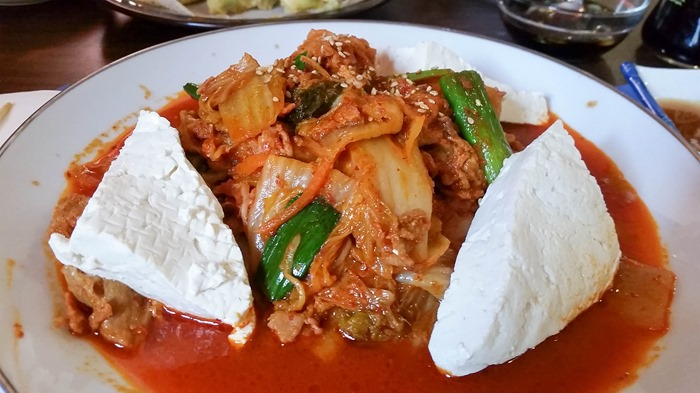 Korean Garden - Kimchi Bokum-2