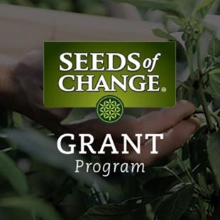Seeds of Change Grant Program Logo