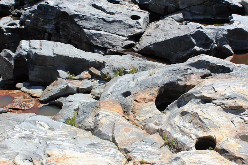 Shelburne Falls MA - Glacial Potholes