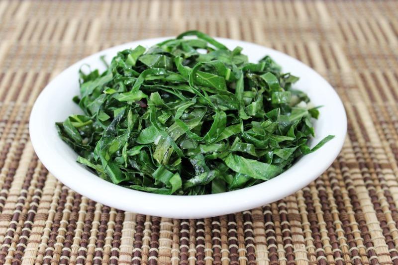 quick sauteed collard greens-3