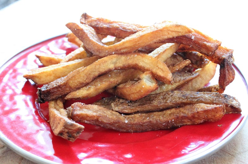 The Meat Market French fries