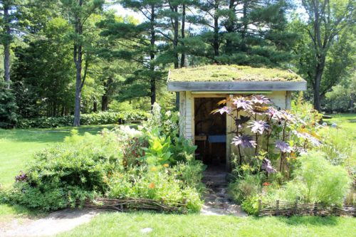 Closing Out Summer at the Berkshire Botanical Garden