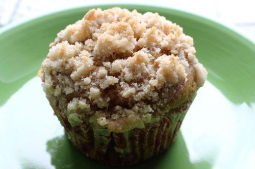 September's King Arthur Flour #Bakealong: Inside-Out Pumpkin Muffins