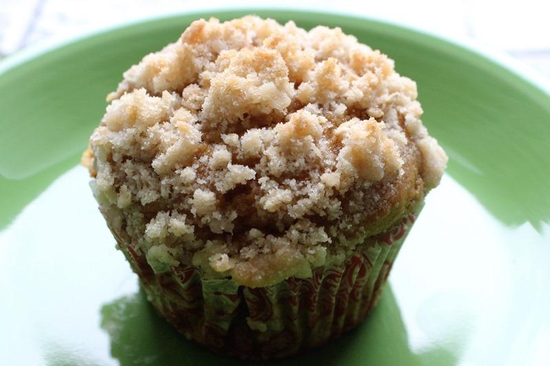 Pumpkin Inside-Out Muffin (2)