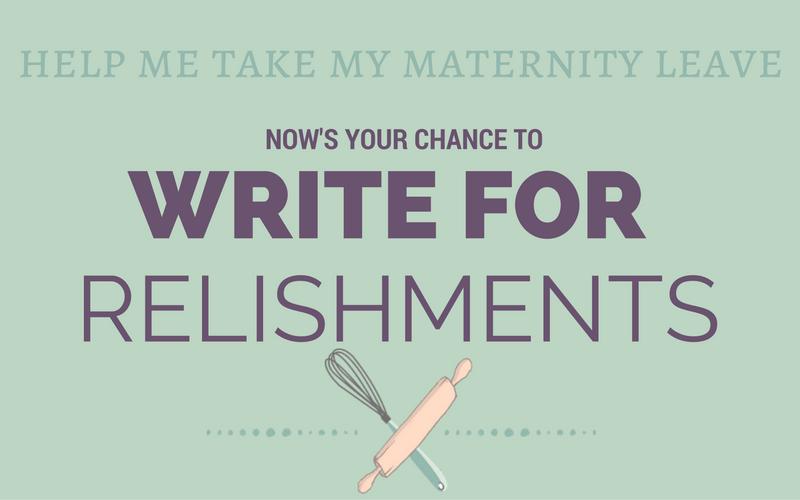 Write for Relishments