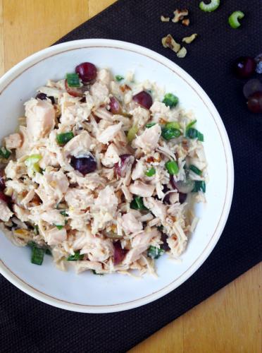 Healthy Chicken Salad {Guest Post}