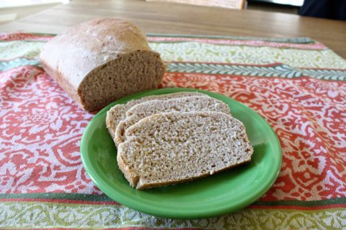 October's King Arthur Flour #Bakealong: Everyday Whole-Grain Bread