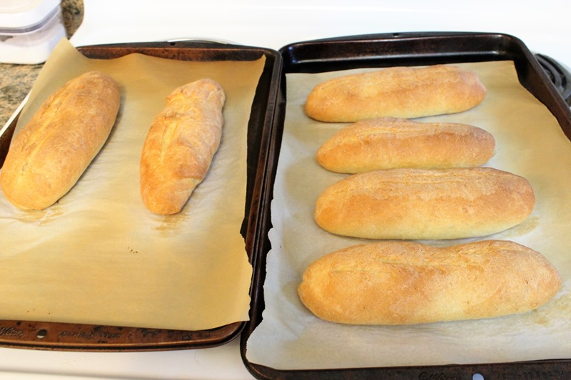 baked baguettes 2