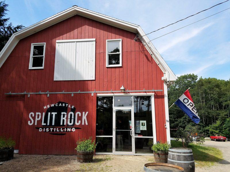 Great Year Round: Split Rock Organic Distilling – Newcastle, Maine