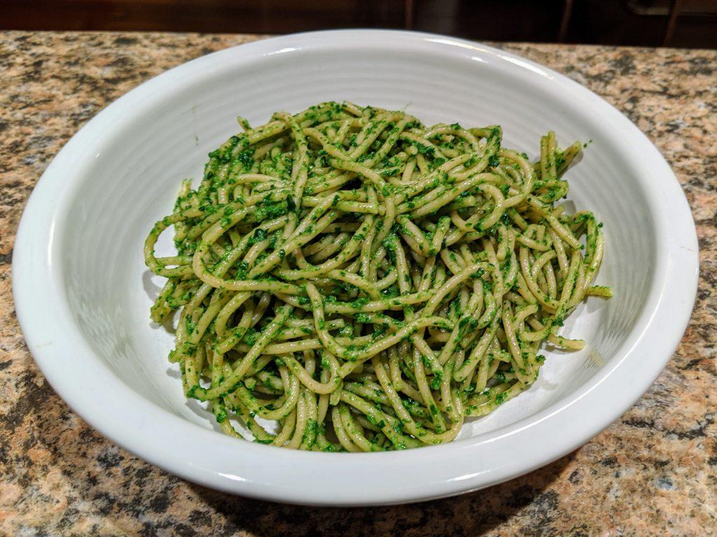 Bon Appetit Kale Pesto